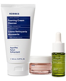 3-Pc. Grecian Glow Skincare Rituals