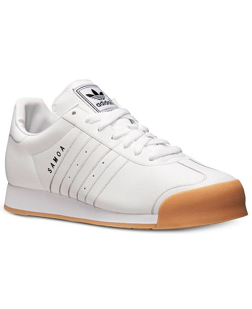 uk availability fa420 79002 ... adidas Men s Samoa Casual Sneakers from Finish ...