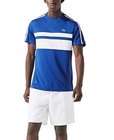 Men's Sport Striped T-Shirt
