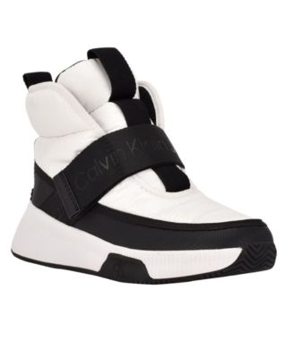 Women's Mabon Nylon Hi Top Sneakers