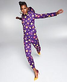 Misa Hylton Scuba Hoodie, Created for Macy's