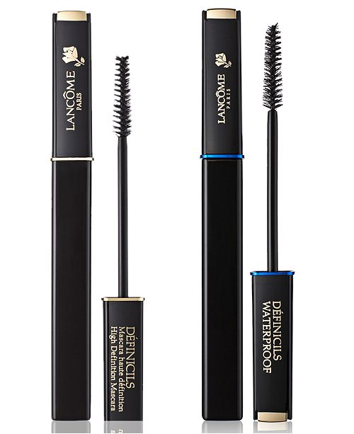 Lancome Définicils Mascara Collection