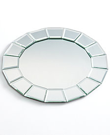 Jay Imports Mirror Charger Plate