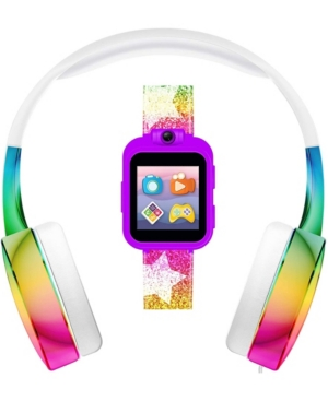 Playzoom 2 Kids Multi-Color Silicone Strap Touch Screen Sports Digital Watch