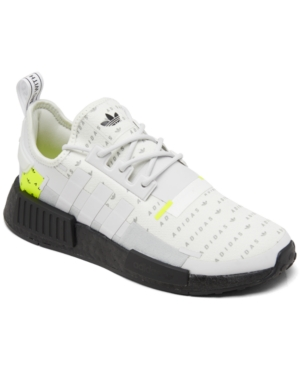adidas Originals Big Kids Nmd R1 Refined Casual Sneakers from Finish Line -  Leased