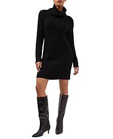 Katerina Ribbed Sweater Dress