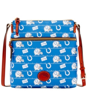 Women's Royal Indianapolis Colts Team Color Nylon Crossbody Purse