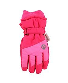 Big Boys and Girls Ski Gloves