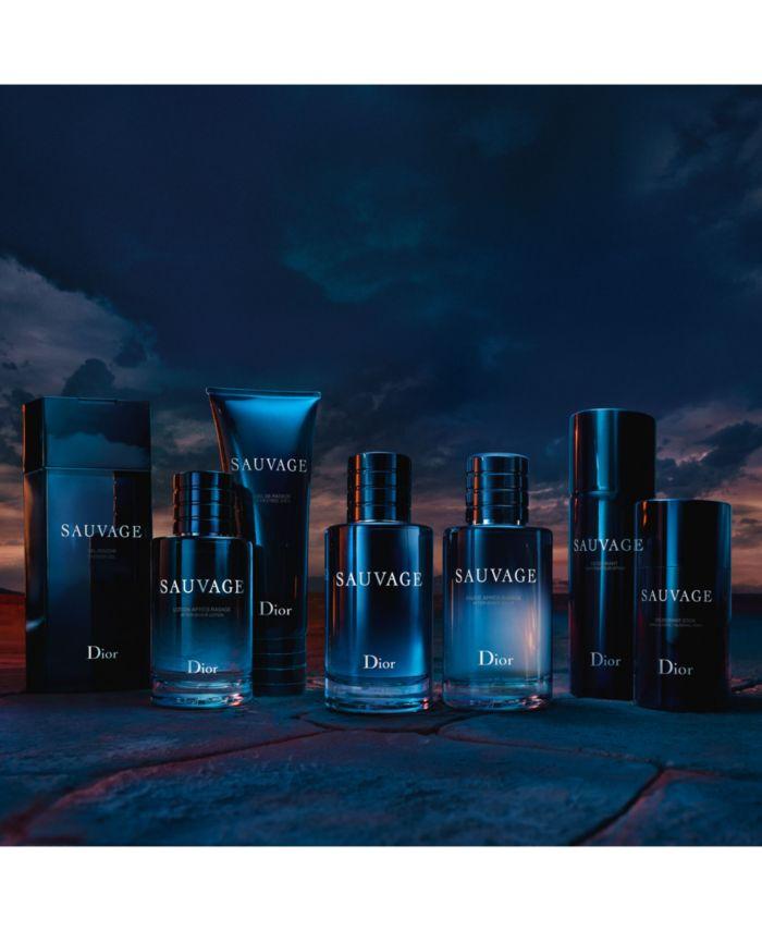 Dior Men's Sauvage Deodorant Spray, 5 oz & Reviews - Shop All Brands - Beauty - Macy's