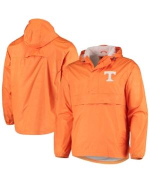 Men's Tennessee Orange Tennessee Volunteers High Impact Hoodie Half-Zip Jacket