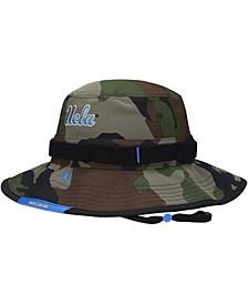Men's Camo UCLA Bruins 2021 Sideline Performance Bucket Hat