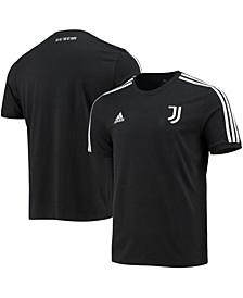 Men's Black Juventus Team Logo T-shirt
