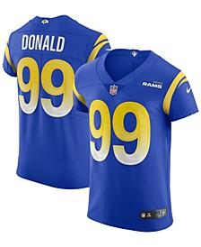 Men's Aaron Donald Royal Los Angeles Rams Vapor Elite Player Jersey