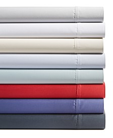 Sleep Luxe Solid 100% Egyptian Cotton 700 Thread Count 4 Pc. Sheet Sets, Created for Macy's