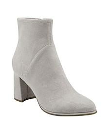 Women's Dyvine Block Heel Booties