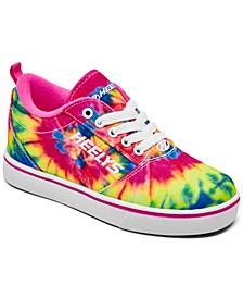 Little Girls Pro 20 Tie Dye Casual Sneakers from Finish Line