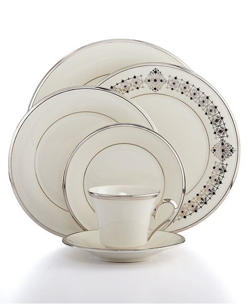 Lenox Solitaire Collection - Fine China - Macy\'s