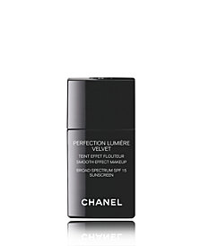 Receive a Complimentary CHANEL VITALUMIÈRE AQUA Packette with any CHANEL beauty PurchaseReceive a Complimentary CHANEL PERFECTION LUMIÈRE VELVET packette with any CHANEL beauty Purchase