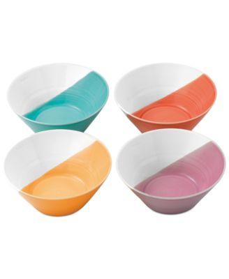 Set of 4 1815 Noodle Bowls