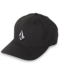 Volcom Men's Full Stone Flex Fit Hat