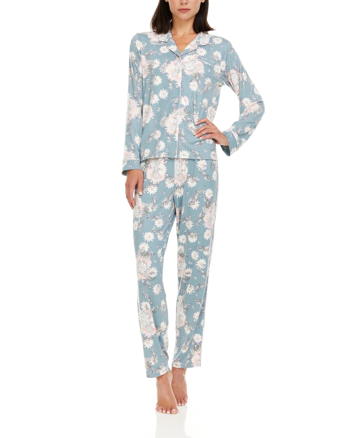 Women's Karsen Notch Pajama Set