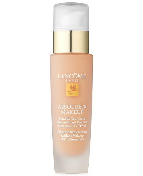 f947ea2d8fe Lancôme Absolue Bx SPF 18 Radiant & Replenishing Foundation, 1 oz ...