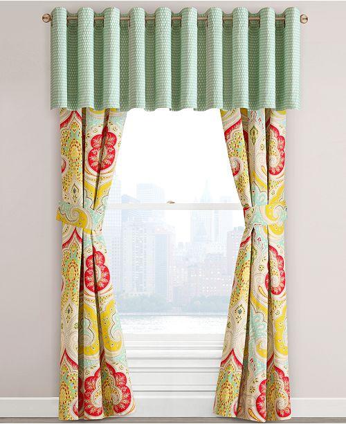 "Echo Jaipur Pair of 42"" x 84"" Window Panels"