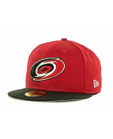 New Era Carolina Hurricanes Basic 59FIFTY Cap