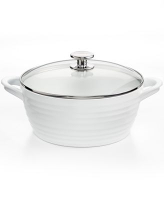 Sophie Conran Cookware White Large Casserole