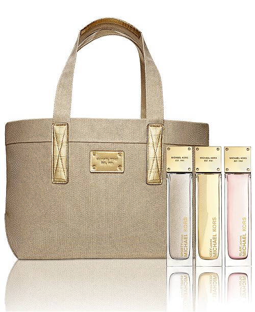 Michael Kors Receive a Complimentary Tote Bag with any $98