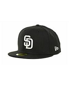 San Diego Padres MLB B-Dub 59FIFTY Cap