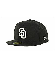 New Era San Diego Padres MLB B-Dub 59FIFTY Cap
