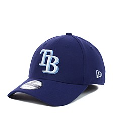 Tampa Bay Rays MLB Team Classic 39THIRTY Stretch-Fitted Cap