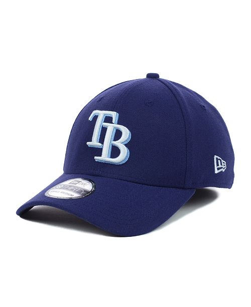 New Era Tampa Bay Rays MLB Team Classic 39THIRTY Stretch-Fitted Cap