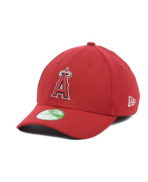 san francisco 2736a aff19 ... New Era Los Angeles Angels of Anaheim Team Classic 39THIRTY Kids  Cap  or Toddlers  ...