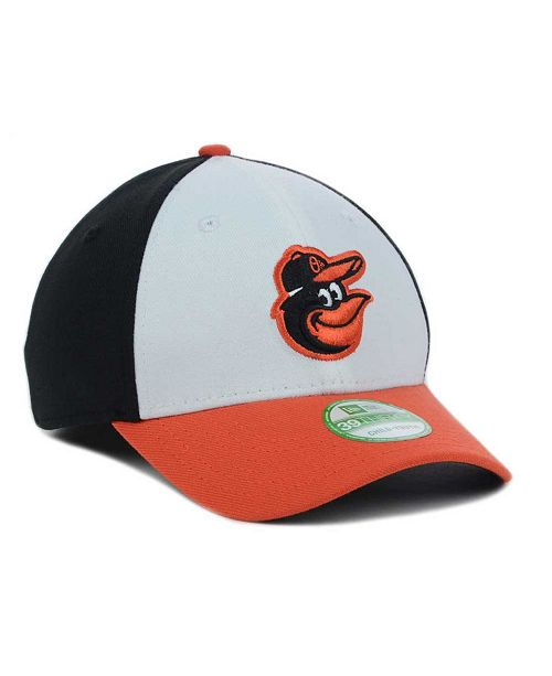 half off 37722 5fc81 ... New Era Baltimore Orioles Team Classic 39THIRTY Kids  Cap or Toddlers   ...