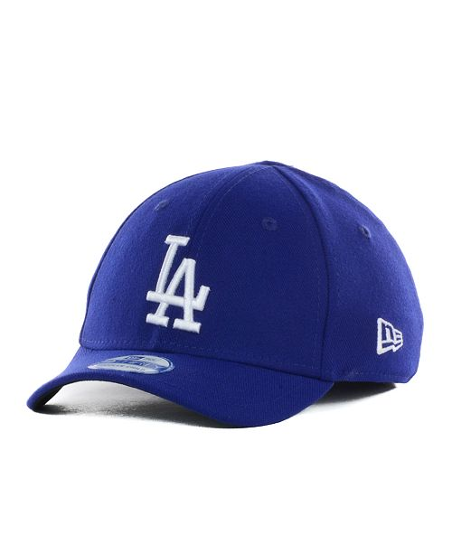 ... New Era Los Angeles Dodgers Team Classic 39THIRTY Kids  Cap or  Toddlers  ... c256c24cbb7