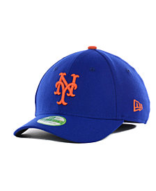 New Era New York Mets Team Classic 39THIRTY Kids' Cap or Toddlers' Cap