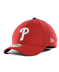 New Era Philadelphia Phillies Team Classic 39THIRTY Kids' Cap or Toddlers' Cap