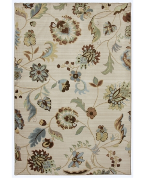 "Closeout! American Rug Craftsmen Serenity Sol Star Butter Pecan 3'6"" x 5'6"" Area Rug"