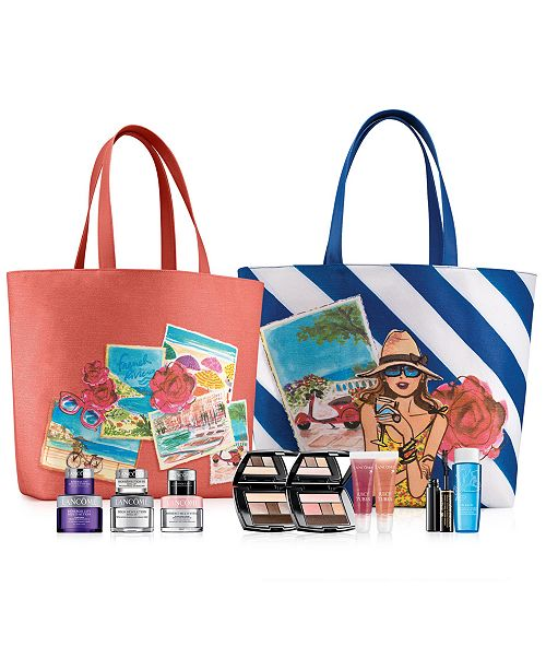 Lancome Receive a FREE 6-Pc. Gift with $35 Lancôme purchase