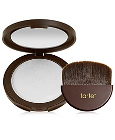 Smooth Operator Amazonian Clay Pressed Setting Powder & Brush