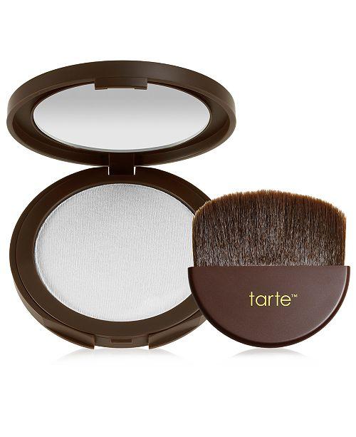 Tarte Smooth Operator Amazonian Clay Pressed Setting Powder & Brush