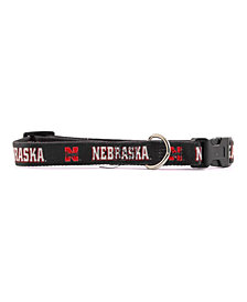 Hunter Manufacturing Nebraska Cornhuskers Dog Collar