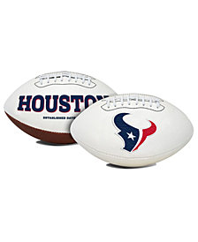 Jarden Houston Texans Signature Series Football
