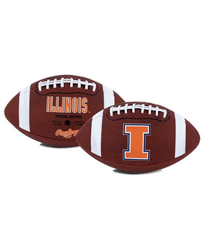 Jarden Illinois Fighting Illini Game Time Football