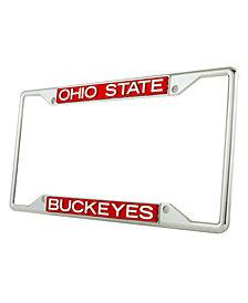 Stockdale Ohio State Buckeyes Glitter License Plate Frame