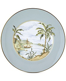 British Colonial Accent/Salad Plate