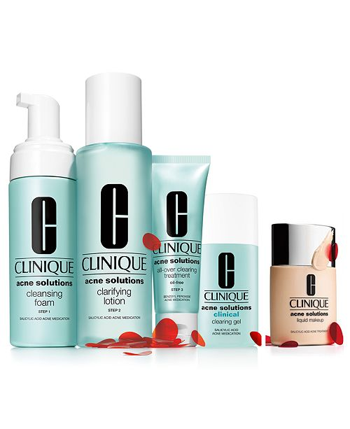 Clinique Acne Solutions