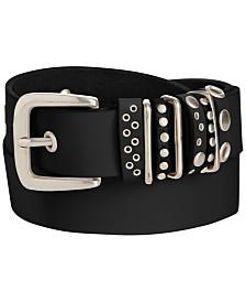 Calvin Klein Studded Loops Pant Belt